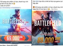 Lấy đồ miễn phí rồi đem bán, shop game lớn tại Việt Nam bị tẩy chay