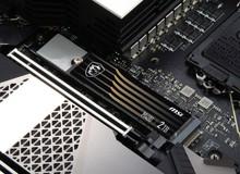 Trên tay MSI SPATIUM M480, SSD cao cấp dành cho game thủ đích thực
