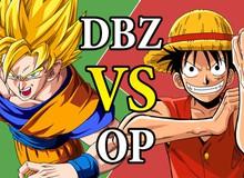 Top 4 anime có doanh thu tốt nhất quý 1 năm 2022, Dragon Ball vượt mặt One Piece để dẫn đầu