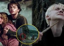 """Chiếc bóng bí ẩn lấp ló ở Harry Potter sau 17 năm mới nhìn ra, nghe fan cứng suy luận mới thấy đoàn phim """"điên rồi""""?"""