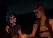 LMHT: Riot Games tiếp tục hé lộ về quá khứ của Jinx, Vi trong video mới nhất về siêu phẩm Arcane