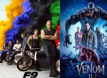 """10 bộ phim bom tấn đã được phát hành trong năm 2020 và 2021, The Suicide Squad đang khiến netizen """"bấn loạn"""""""