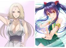Top 5 cô nàng anime xinh đẹp với khả năng y tế tuyệt vời, đã thế còn có trái tim thiện lương