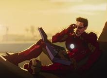 Iron Man chính thức trở lại dù đã chết trong Endgame, hướng giải quyết của Marvel khiến ai cũng phải thán phục