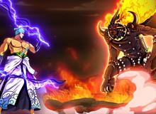 Tobi Roppo bị hạ bệ, những chap tới của One Piece sẽ chứng kiến sức mạnh và số phận của bộ ba tam tai?