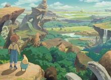 Hoa và những tựa game hấp dẫn được lấy cảm hứng từ Studio Ghibli