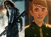 Điểm qua 10 chi tiết đánh dấu sự thay đổi từ What If…? dành cho Captain America