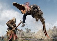 God of War Ragnarok tung trailer đầu tiên, Kratos đối mặt thần chiến tranh Bắc Âu