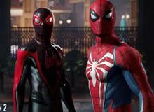 Marvel's Spider-Man 2 ra mắt với trùm cuối Venom