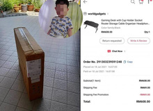 Game thủ nhí 3 tuổi trộm smartphone của mẹ, đặt mua bàn gaming đắt đỏ để chơi game cho dễ