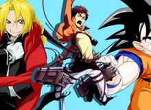 """Top 5 series anime """"chế"""" hài lu mờ cả bản gốc, Attack on Titan và Dragon Ball Z trở thành kinh điển"""