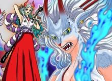 One Piece: Điểm qua sức mạnh độc nhất vô nhị từ trái ác quỷ Ooguchi no Makami của Yamato