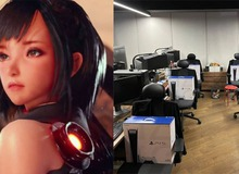 Giới thiệu thành công game Project Eve, CEO Shift Up chi gần 3 tỷ để mua PS5 ship tận bàn tặng cho nhân viên
