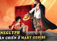 """Top 4 hải tặc trong One Piece có thể đang nắm giữ khối Road Poneglyph cuối cùng, """"chú Shanks"""" phải chăng là trùm cuối?"""