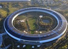 Cận cảnh trụ sở Apple Park trị giá 5 tỷ USD, công trình đặc biệt có một không hai