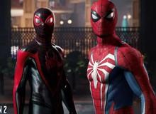 Marvel's Spider-Man 2 trở thành game hot nhất trên PlayStation năm 2021