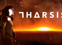 """Tải miễn phí Tharsis, game chinh phục vũ trụ cực kỳ """"tốn não"""""""