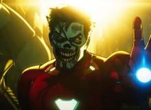 Trong sáu tập phim của What If...?, Iron Man đã bị giết tới ba lần