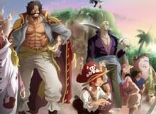 One Piece: Xếp hạng sức mạnh những thành viên còn sống trong băng của Vua Hải Tặc, số 1 không nằm ngoài dự đoán