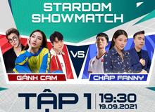 FIFA Online 4: Orange, Bình An, AC Xuân Tài, Fanny, Đình Trọng và Vodka Quang đại chiến trong ShowMatch cực đặc biệt