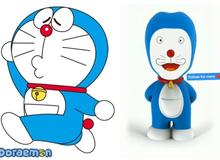 """Giật mình khi thấy Doraemon biến thành """"thảm họa dao kéo"""", còn đâu Mèo Ú đáng yêu của tuổi thơ nữa"""
