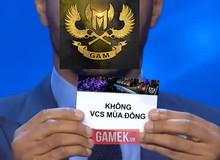 VCS dự định tổ chức giải Mùa Đông vào tháng 12, GAM và 2 đội khác bỏ phiếu phủ quyết vì lý do này