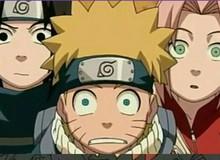 Dù muốn hay không, Naruto cũng là người cướp đi nụ hôn đầu của hai vợ chồng Sasuke