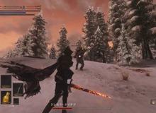 Game thủ biến Skyrim thành Dark Souls với 500 bản mod khác nhau