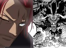 One Piece: Băng của Shanks thực sự đã ngăn Kaido và King đến Marineford... nhưng lại không phải bằng vũ lực?
