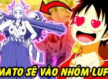 """One Piece: Dung mạo của Yamato chính thức lộ diện trong anime, fan xôn xao bàn tán """"Luffy lại số hưởng"""" rồi!"""