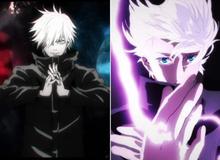 """Jujutsu Kaisen: 8 kỹ thuật bị nguyền rủa mạnh nhất của Satoru Gojo, kẻ """"bất khả chiến bại"""" trong vũ trụ Chú thuật linh hồn"""
