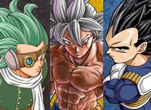 """Fan Dragon Ball """"công nhận"""" arc Granola có chiều sâu và liên kết chặt chẽ với các phần trước"""