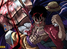 Spoil nhanh One Piece 1027: Kaido đuối sức, Momonosuke hóa rồng nâng đảo Onigashima