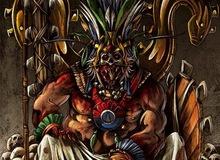 Những câu chuyện bạo lực và đẫm máu trong thần thoại Aztec cổ