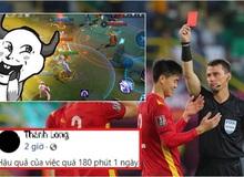 """Game thủ Liên Quân bình luận """"ngáo game"""" về thất bại của đội tuyển VN, hậu quả của chơi quá 180 phút?"""