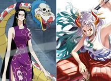 One Piece: Đều sở hữu Haki bá vương, Yamato hay Boa Hancock sẽ là người phụ nữ mạnh nhất trong tương lai?