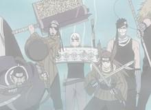 Naruto: Những thông tin thú vị về Thất Kiếm làng Sương Mù duy nhất dùng được cả 7 thanh kiếm