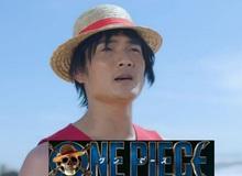 Tác giả Oda lại tuyên bố truyện chuẩn bị kết thúc, các fan One Piece lo ngại khi phần live-action nhá hàng logo