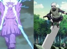 Xếp hạng 15 thanh kiếm trong Naruto, Thất kiếm làng Sương Mù vẫn chỉ là muỗi so với nhiều cái tên khác