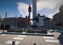 Nhóm modder dành nửa thập kỷ để tái tạo lại Half-Life 2 trong Minecraft