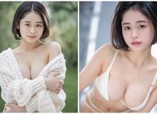 """Xuất hiện hot girl tân binh """"trăm năm có một"""" của làng phim 18+, mới ra mắt đã """"gánh kèo"""" cả studio, vượt mặt Yua Mikami"""
