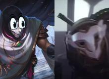 Xạ thủ mới của LMHT bất ngờ được phát hiện trong trailer bộ phim Arcane - Jhin phiên bản 2.0 là đây?