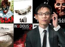 Thử thách sự gan dạ với 5 bộ phim kinh dị gây ám ảnh của đạo diễn gốc Á James Wan
