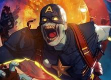 What If...?: Hé lộ hình ảnh Captain America phiên bản xác sống, phải chăng Marvel Zombies sẽ được tái diễn?