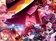 Siêu phẩm anime Kimetsu No Yaiba season 2 chốt lịch lên sóng, hứa hẹn mang đến một mùa đông không lạnh dành cho fan