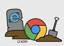 Từ một trình duyệt non trẻ, Google Chrome đã đánh bại ông hoàng Internet Explorer chỉ trong 4 năm như thế nào?