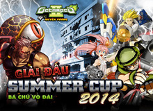 Quyền Vương khởi động giải đấu Summer Cup 2014