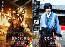 Lộ diện trailer mới của phần 2 phim Rurouni Kenshin