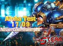 Steam City bất ngờ Alpha Test vào sáng 17/9 tại Việt Nam