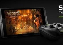 Nvidia ra mắt tablet chơi game khủng LTE SHIELD